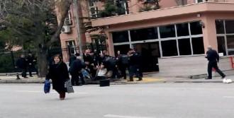 Ankara'da Kendini Yakacaktı!'