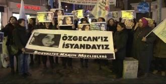 Özgecan Aslan Kadıköy'de Anıldı