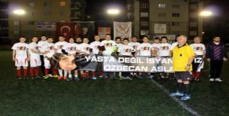 'Yasta Değil İsyandayız' Pankartı
