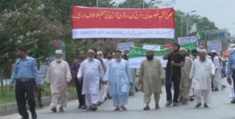 Pakistan'da Mısır Yürüyüşü