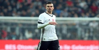 Pepe:'Uzun yıllar kalmayı çok isterim'