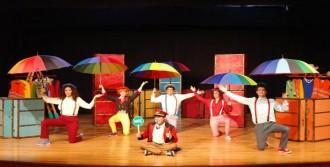 Pınar Çocuk Tiyatrosu Ege Turnesinde