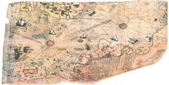 Piri Reis Haritası İle İlgili Şok İddia!