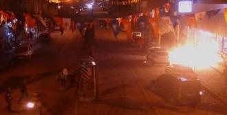 PKK'dan Markete Saldırı