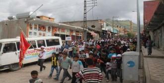 'Halk Yürüyüşü' Etkinliği