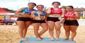 Plaj Voleybolunda  Şampiyonlar Belirlendi