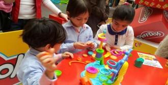 Point Bornova'dan Çocuklara Aktivite