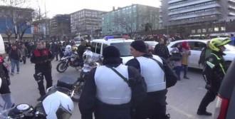 Polis Ateş Açarak Yakaladı
