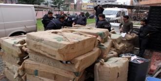 Polis Sigara Kaçakçılarını 60 Kilometre Kovaladı