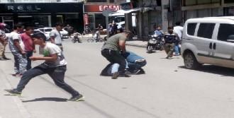 Polisi Bıçaklayan Şüpheli Tutuklandı