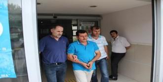 Polisi Yaralayan Sürücü Tutuklandı