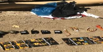 Polisin Durdurduğu Araçta Bulunan Pkk'lı Terörist İntihar Etti