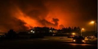 Portekiz'de Orman Yangını!