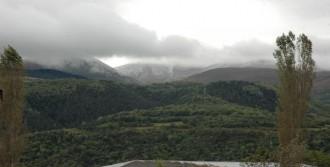 Posof'un Dağlarına Kar Yağdı
