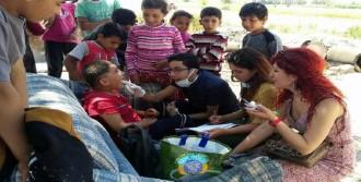 'Suriyeli Sığınmacıların İlaç Sorunu Çözülmedi'