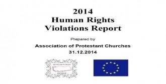 '2014 Dini Özgürlükler Bakımından Olumluydu'