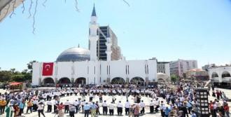 Ramazan Ayının Gelişi Mersin'de 90 Davulcuyla Kutlandı