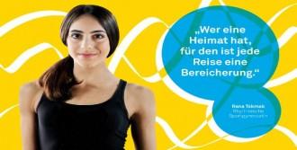 Almanya'da Başarısıyla İlham Kaynağı Olacak