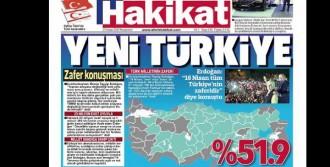 Referandum Sonuçları Kıbrıs Basınında
