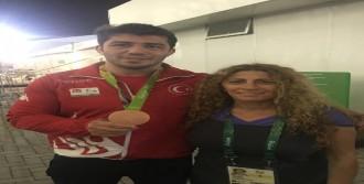 Olimpiyatlarda Madalya Kazanmak Hayalimdi