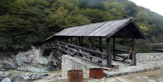 Köprünün Üzeri Kapatıldı