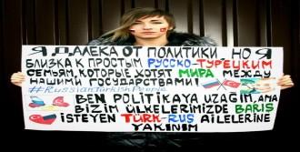 Rus Şarkıcıdan Türk-Rus İlişkilerine Destek Çağrısı