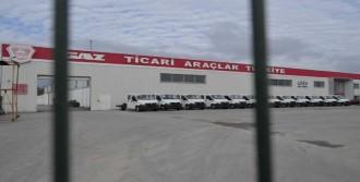 Rus Ticari Araç Fabrikası Üretime Ara Verdi