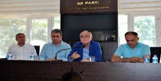 'Ağustos Ak Parti'ye Uğurlu Geliyor'