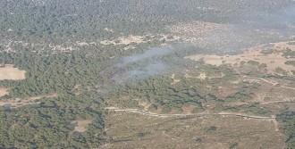 Saklıkent'te Orman Yangını