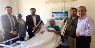 Saldırıya Uğrayan Sağlık Çalışanının Parmağı Kırıldı