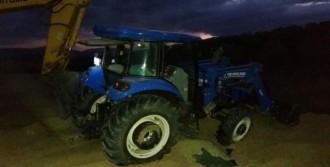 Salihli'de Birlik Başkanı Kazada Yaşamını Yitirdi