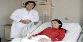 Şampiyon Milli Atlet Mehtap Sapmaz Ameliyat Oldu