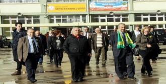 Samsun Anadolu Lisesi Mezunu Profesörler Bir Araya Geldi