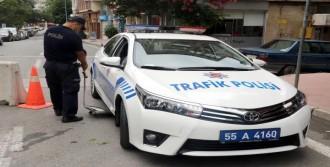 Samsun'da Güvenlik Önlemleri Arttırıldı