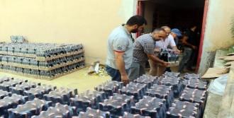 Samsun'da 19 Bin Şişe Sahte Şarap Ele Geçirildi