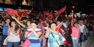 Samsun'da 'Fener Alayı' Yürüyüşü