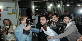 Samsun'da Gergin Yürüyüş