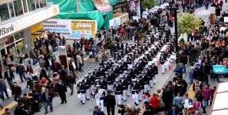 Samsun'da Polis Bandosuna Büyük İlgi