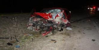 Anne Ve Oğlu Öldü, 6 Kişi Yaralandı