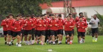Samsunspor 2'nci Yarıdan Umutlu