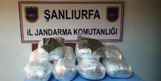 36 Kilo Esrara 1 Tutuklama