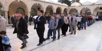 Şanlıurfa'da 50 Bin Kişiye Tirit Ziyafeti