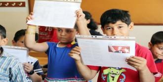 Şanlıurfa'da 608 Bin Öğrenci Karne Aldı