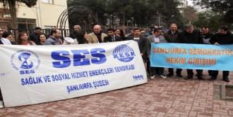Şanlıurfa'da Aile Hekimleri İş Bıraktı