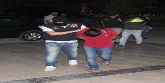 Şanlıurfa'da Ak Parti'ye Saldırı Düzenleyen Şüpheliler Adliyede