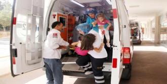 Bayram Ziyareti Dönüşü Kaza: 8 Yaralı