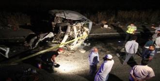Şanlıurfa'da Kaza; 4 Ölü, 2 Yaralı