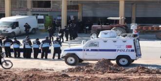 Şanlıurfa'da Kaçak Yapılan Kat Yıkıldı