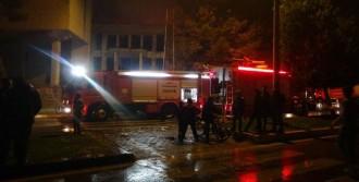 Eski Müze Binasında Yangın