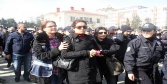 Şanlıurfa'da 'Öcalan Yürüyüşü' Gerginliği
